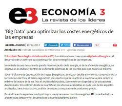 Optimiza Energía desarrolla software SOCE
